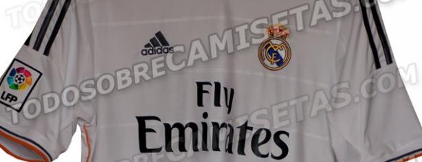 Posible nueva camiseta del Real Madrid/ Todocamisetas.com