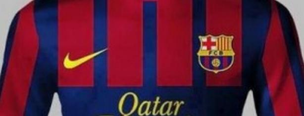 ser la nueva camiseta del Barcelona 2013-2014 | Futbol de Primera