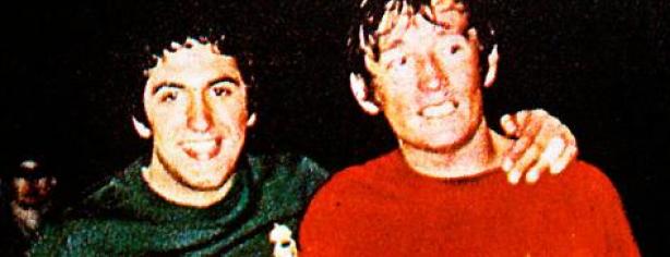 García Remón e Ignacio Zoco en el Real Madrid