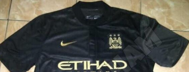 Manchester City Away kit 2013 - 2014 Nike