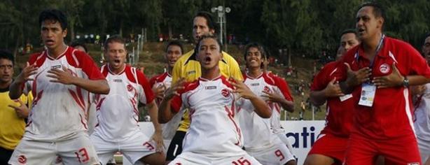 Tahiti y otras cenicientas de la copa confederaciones