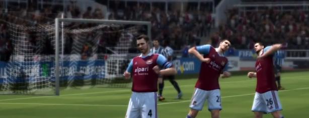 Las celebraciones más cómicas de FIFA 14