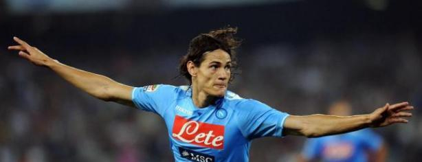 Edinson Cavani, posible fichaje del Real Madrid 2013-2014
