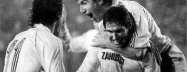 Juanito y el Real Madrid