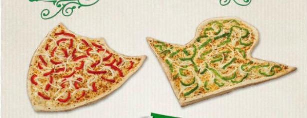 Sevilla y Betis en pizzas