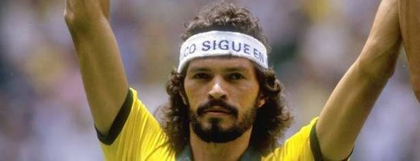 Sócrates con Brasil