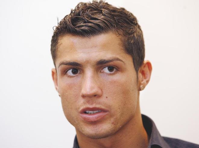 Nuevo Peinado Cristiano Ronaldo: Crestas para todos los gustos