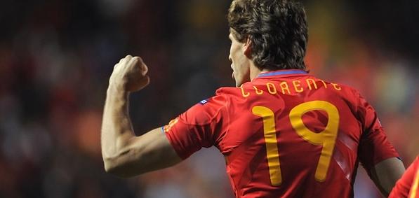 Fernando Llorente con España