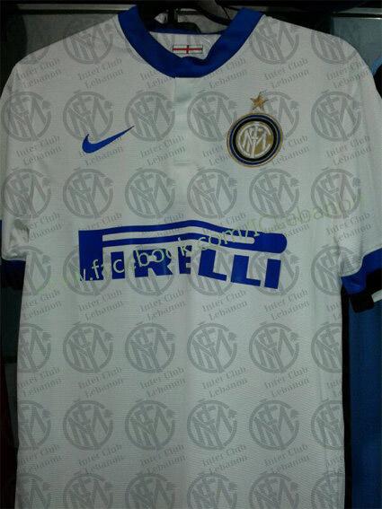 Camiseta suplente Inter de Milán 2013 - 2014