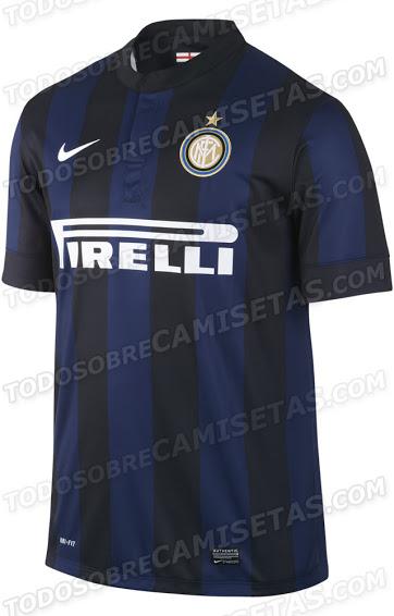 Camiseta Inter de Milán 2013-2014