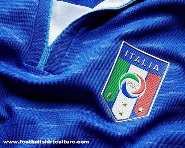 Camiseta Italia Copa Confederaciones 2013