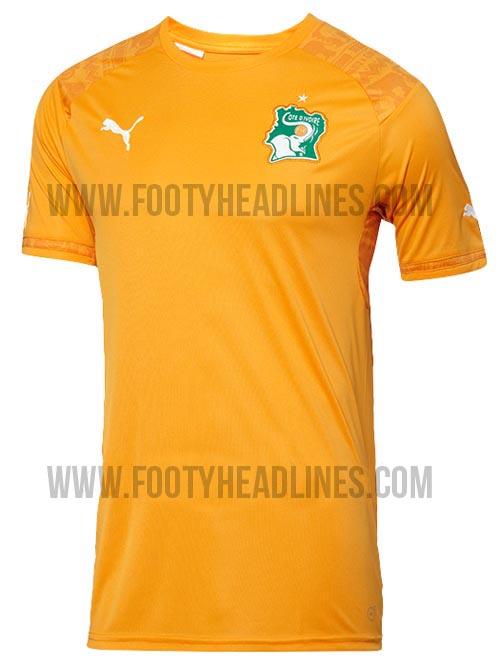 Camiseta de Costa de Marfil Mundial Brasil 2014