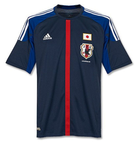 Kit Japan Confederations Cup 2013