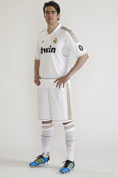 Nueva Equipación Real Madrid