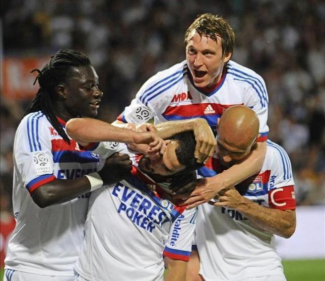 El Lyon quiere volver a rugir en Europa. Foto;lainformacion.com/EFE