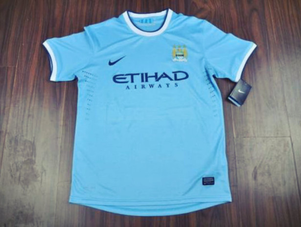 Manchester City Nike 2013-14
