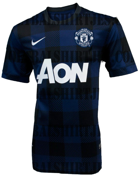 Manchester United Away shirt 2013-2014