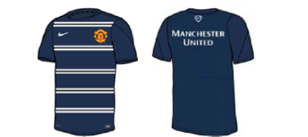 Manchester United Training 2013-2014