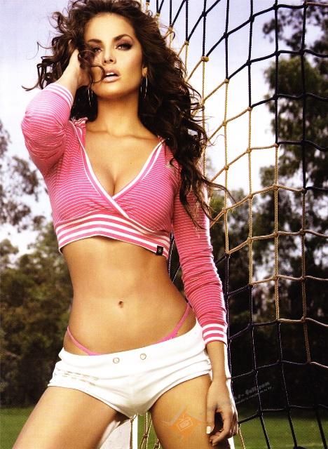 Marisol González sexy