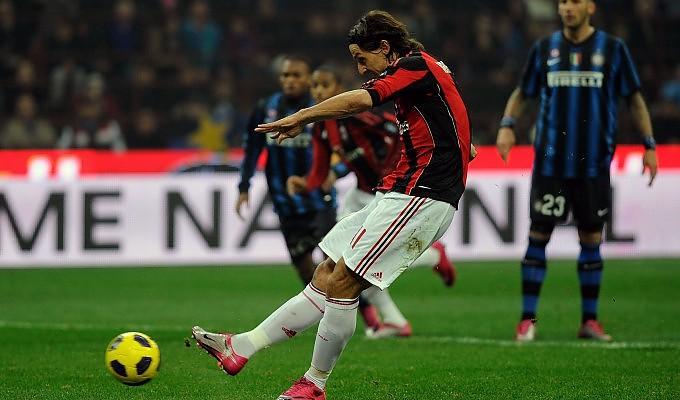 AC Milán vs Inter de Milán