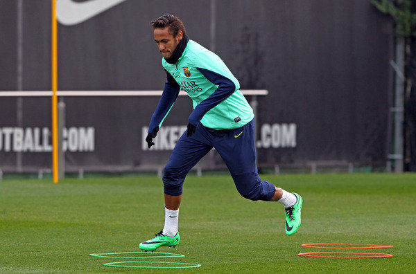 Nuevo peinado de Neymar
