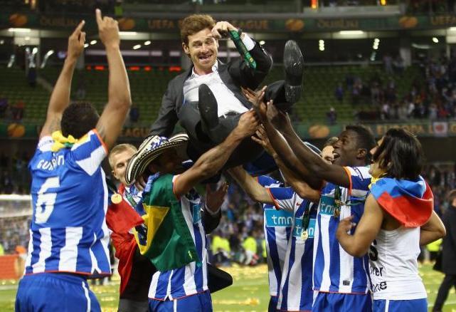 El Oporto de Vilas Boas fue el último campeón/Foto:lainformacion.com/Joern Pollex/Bongarts/Getty Images