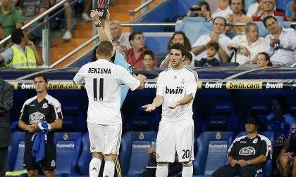 Karim Benzema/ Gonzalo Higuaín