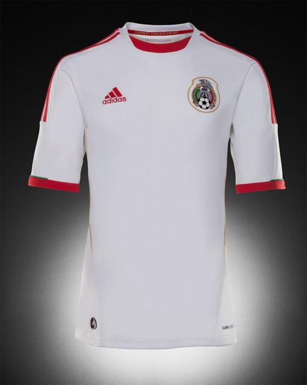 Camiseta de México Copa Confederaciones 2013