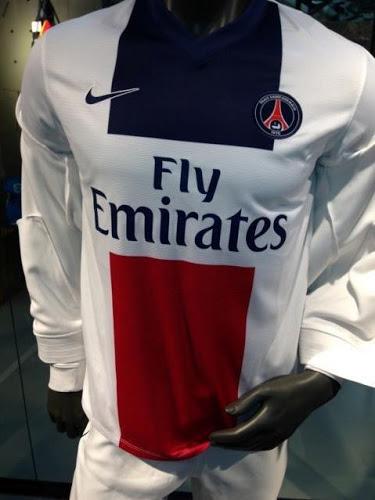 Camiseta suplente del PSG 2013-2014