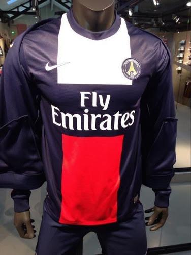 Camiseta del PSG 2013-2014