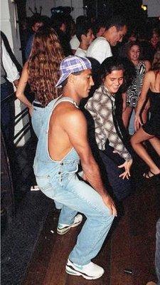 Romario en discoteca