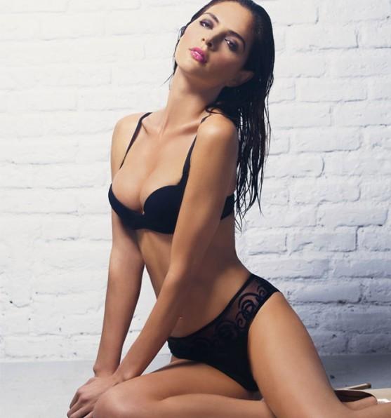 Romina Belluscio bikini