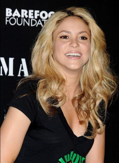 Shakira/ lainformacion.com/ Europa Press