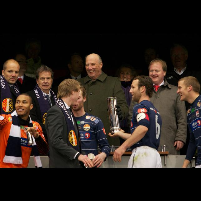 Stromsgodset campeón de copa 2010/lainformacion.com/Getty Images