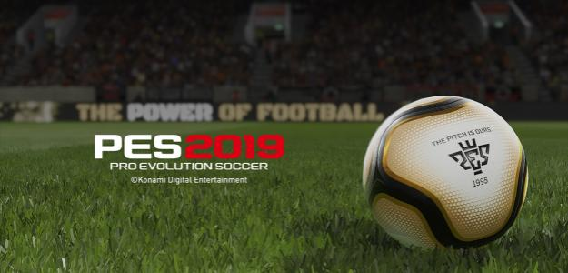 PES 2019 / Twitter