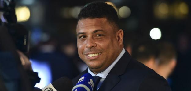 Ronaldo Nazario / twitter
