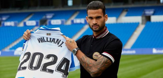 Willian José / as.com