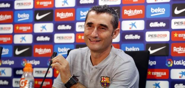 Valverde / fcbarcelona.es