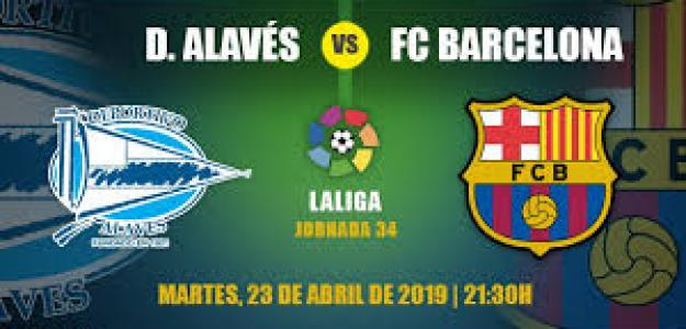 Alavés-Barcelona