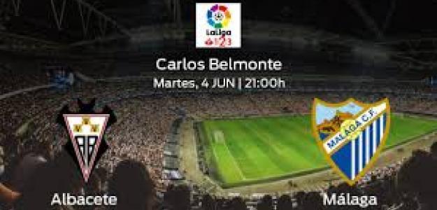 Albacete y Málaga apurarán sus opciones.