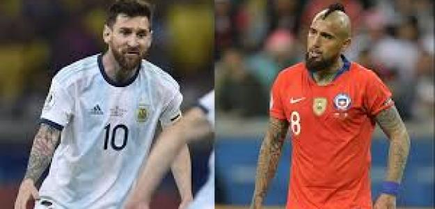 Argentina y Chile disputarán la final de consolación.