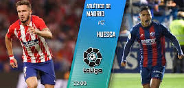 Atlético-Huesca, encuentro inédito