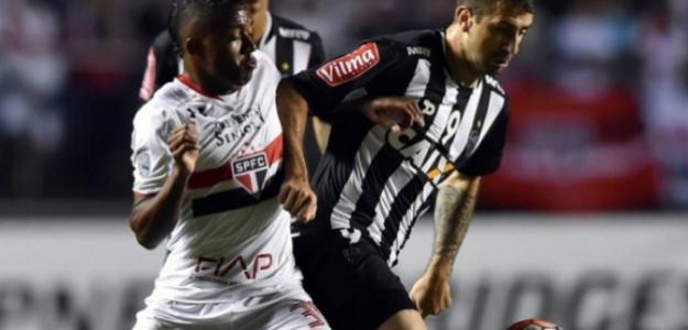 Atlético Mineiro-Sao Paulo