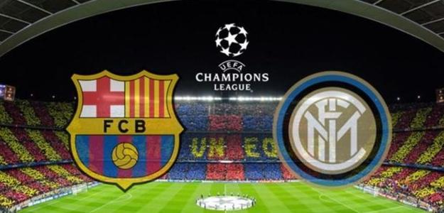 Barça-Inter en el Camp Nou