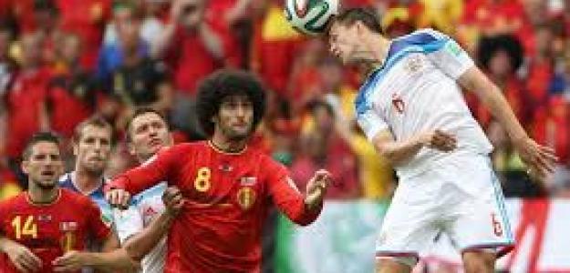 Bélgica y Rusia vuelven a verse las caras