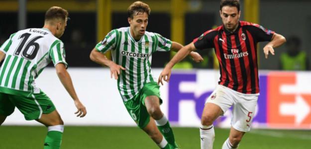 Betis y Milán se juegan el liderato