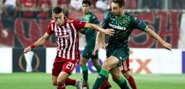 Betis y Olympiakos tratarán de encarrilar su pase a la siguiente fase.