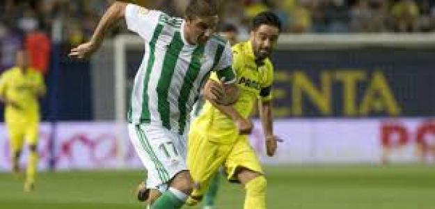 Betis y Villarreal cerrarán la jornada 31.