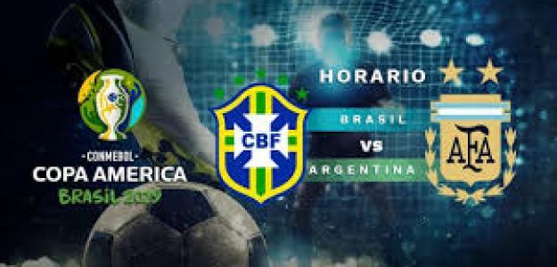 Brasil y Argentina se batirán por una plaza en la final.