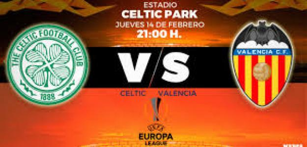 Celtic-Valencia, a seguir la buena racha.